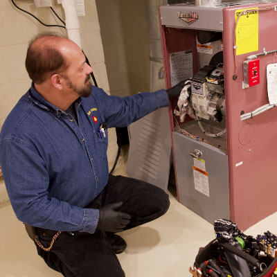 heating equipment service plans