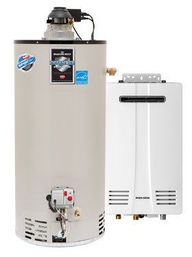 water heater equipment