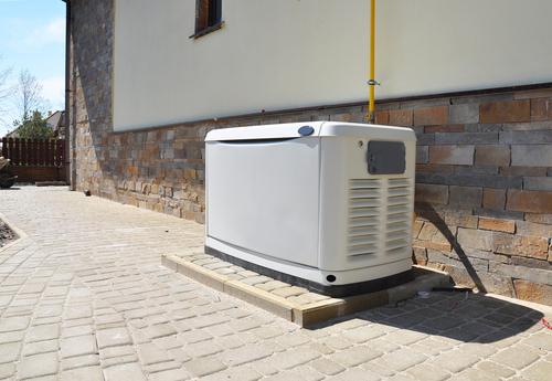 backup gas generator