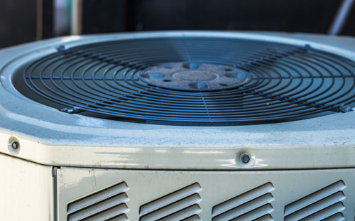 Is warm air coming from your vents? You could be low on refrigerant